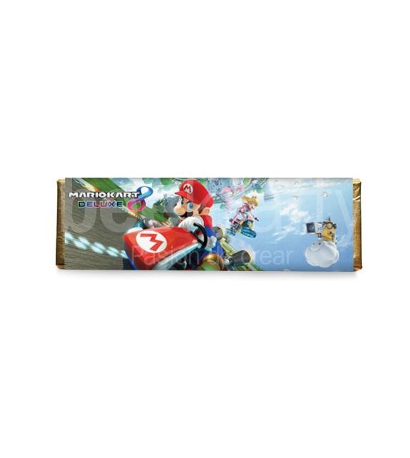 Chocolate mediano de Mario Kart