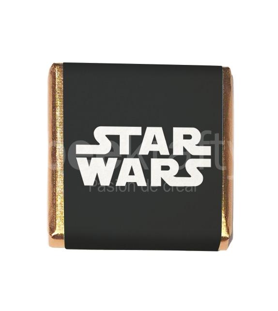 18 Little chocolates of Star Wars