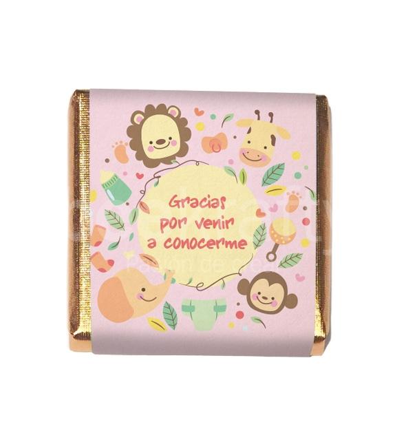 18 Little chocolates of Jungle Animals