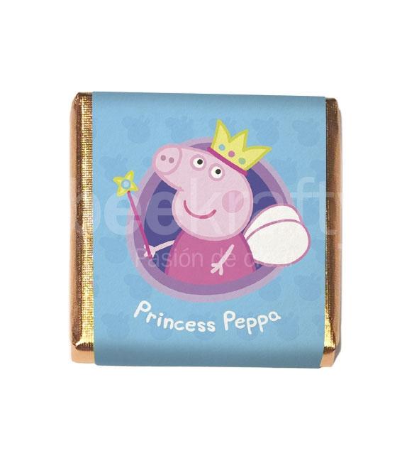 18 Minichocos de Peppa