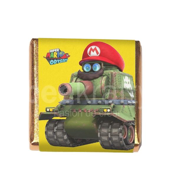 Minichoco de Mario