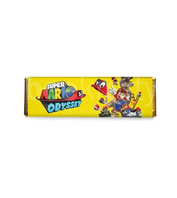 Chocolate mediano de Mario