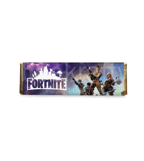 Chocolate mediano de Fortnite